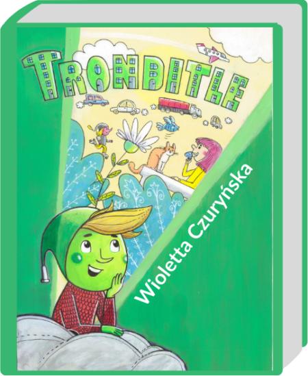 książka Tronditle